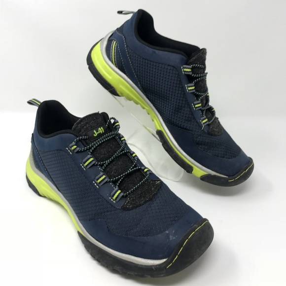 a69f8b2d63cee j-41 Shoes - J-41 Womens Size 7.5 Blue Vegan Walking Sneakers